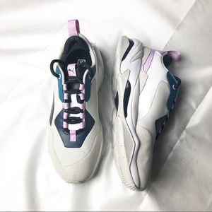 New PUMA Thunder Rive Droite Women's Sneakers 8